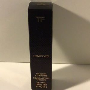 Tom Ford Satin Matte Lip Color #1 CRUSH